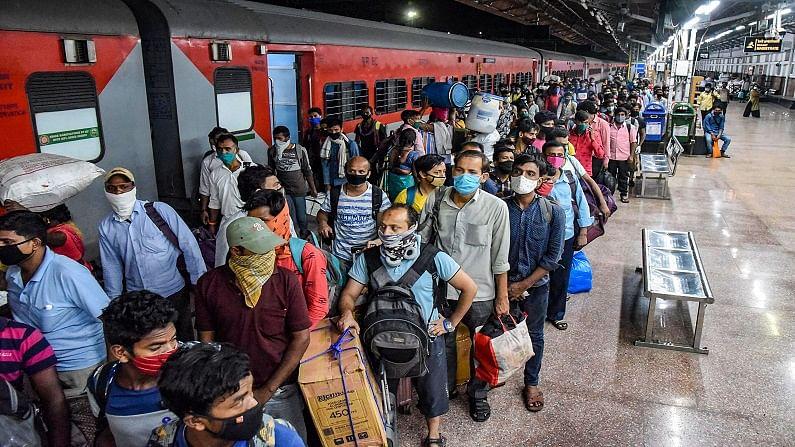 Indian Railway, ticketless passenger, fine, penalty, western railway, central railway, lockdown
