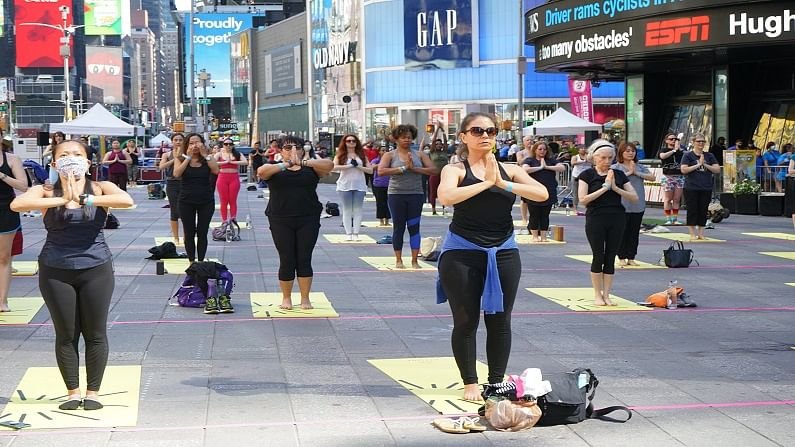 International Yoga Day, International Yoga Day 2021, yoga, yoga day, yoga day 2021, modi, pm modi